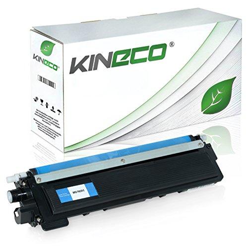 Toner kompatibel zu Brother TN-230 TN230 für Brother HL-3040 CNG1, MFC9120CN, DCP-9010CN, HL-3070CN, MFC-9320CW, MFC-9325CW - Cyan 1.400 Seiten
