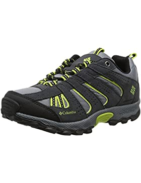 Columbia Jungen Youth North Plains Waterproof Outdoor Fitnessschuhe