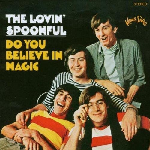 Do You Believe in Magic by Lovin' Spoonful (2002-07-09) G2 Magic