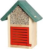 Luxus-Insektenhotels 22621e Insektenhotel für Wildbienen und Florfliegen, Insektenhaus für Nützlinge
