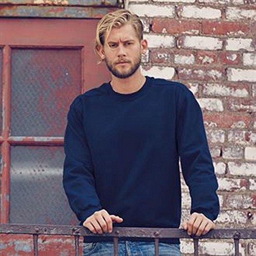 Anvil Set-in-Sweatshirt