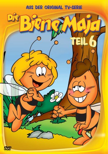 Die Biene Maja - Teil 6 (Alte Auflage)