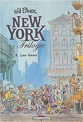 New York Trilogie, Tome 3 : Les Gens