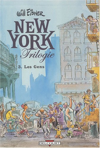 New York Trilogie, Tome 3 : Les Gens