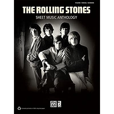 Piano urban piano chords : Sage Urban: The Rolling Stones Sheet Music Anthology: Piano/ Vocal ...