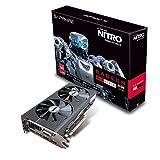 #10: Sapphire Radeon NITRO RX 480 OC 8GB GDDR5 PCI-E Graphics Card (11260-20-41G)