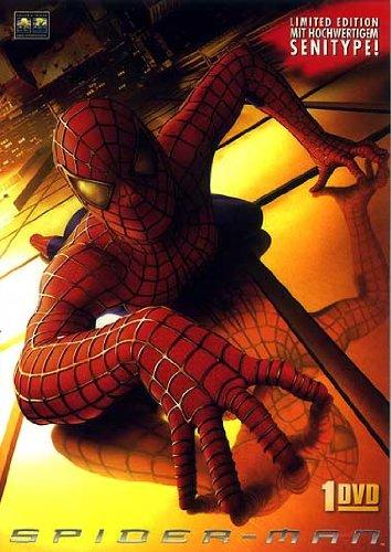 Spider-Man Limited Edition mit hochwertigem Senitype!