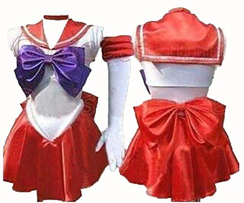 HIIH Uniformi Scolastiche Marinaio Giapponese Arco Stile Discoteca Biancheria Sexy