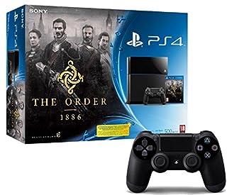 Console PS4 500 Go Noire + The Order 1886 + 2ème manette PS4 Dual Shock 4 (B00WKL9GZM) | Amazon price tracker / tracking, Amazon price history charts, Amazon price watches, Amazon price drop alerts
