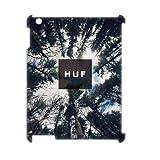 LSQDIY(R) huf iPad2,3,4 DIY 3D Case, Brand New iPad2,3,4 3D Plastic Case huf