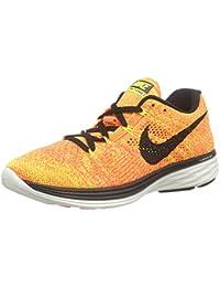Nike Flyknit Lunar3, Chaussures de Running Compétition Femme