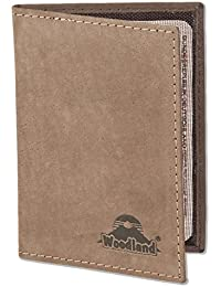 c02b18c930 Woodland - Custodia in pelle per la vecchia carta d'identità e il Logbook di