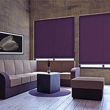 Comprar CORTINADECOR - Estor enrollable cortitrans para ventanas y puertas