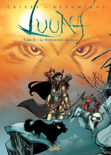 Luuna T02 - Le crépuscule du lynx