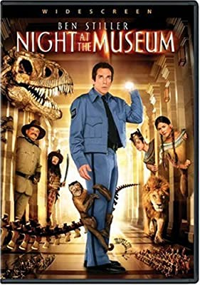 Night at the Museum (Widescreen Edition) [DVD] by Ben Stiller