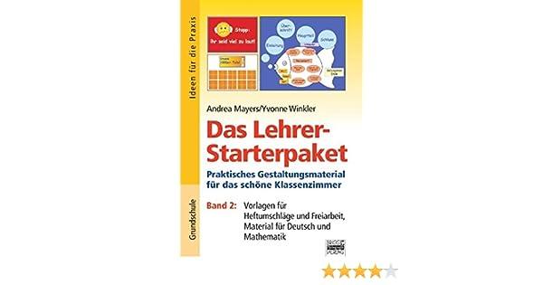 Ideen für die Praxis - Grundschule: Das Lehrer-Starterpaket - Band 2 ...