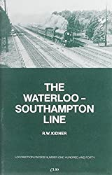 The Waterloo-Southampton Line (Locomotion Papers)