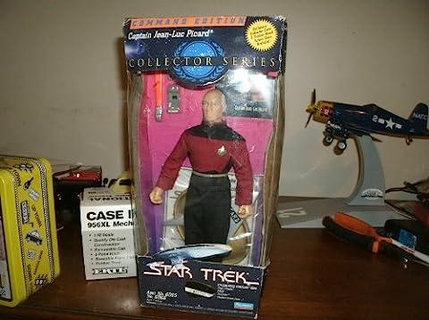 Captain Jean-Luc Picard 23cm Figure (Star Trek Collector Series)
