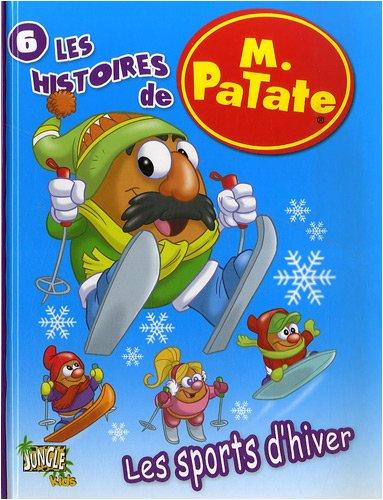 Les histoires de M. Patate (6) : Les sports d'hiver