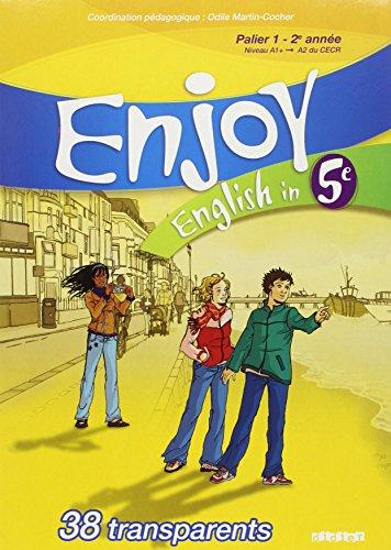 Enjoy 5e ed 2007 Transparents