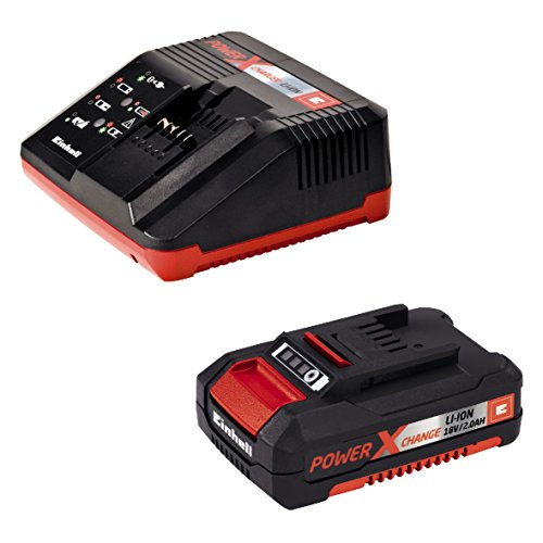 Einhell Akku Stichsäge TE-JS 18 Li Kit Power X-Change (Lithium Ionen, 18 V, max. 80 mm, 4-Stufen Pendelhub, Absaugadapter, LED-Licht, inkl. 1 x 2,0 Ah Akku und Ladegerät) - 3