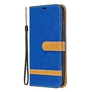 Docrax-Handyhlle-Lederhlle-fr-Nokia-32-Flip-Case-Schutzhlle-Hlle-mit-Standfunktion-Kartenfach-Magnet-Brieftasche-fr-Nokia32