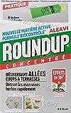 Roundup Désherbant Total concentré Nouvelle Formule Bio Contrôlée 450 ML Tubes Prédosés sans...