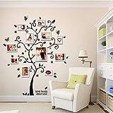 Diy Photo Frame Albero Wall Stickers Home Decor Soggiorno Adesivi decorativi Poster Home Decor Decal Hot Mural