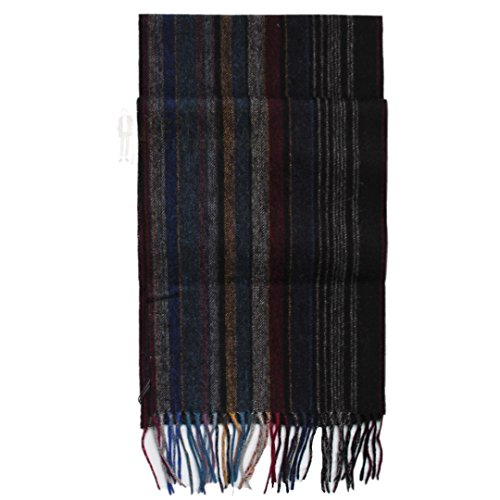 paul-smith-mens-stripe-scarf-black-blue-100-lambswool-made-in-england-black