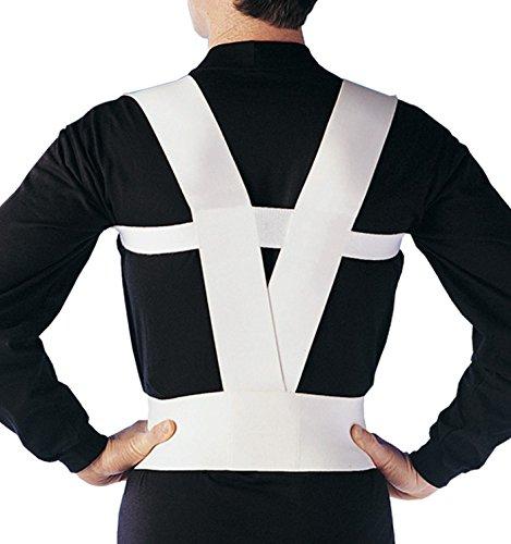 Saunders Posture Sport Upper Back Support - Medium by S'Port