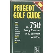 Peugeot Golf. Guide 1998