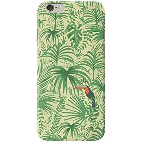 Supercarcasa. Carcasa para móvil Samsung Galaxy S6. Jungle. Alta calidad.