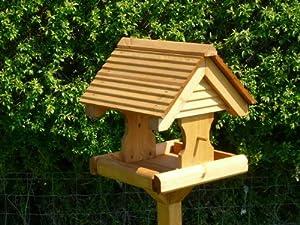 Bird Table Rustic