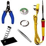Aptechdeals Soldering kit (Beginner 6 in 1)
