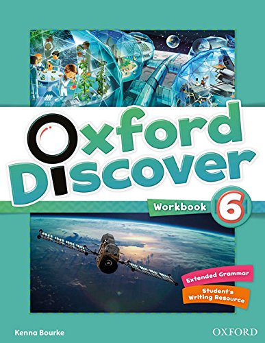 Oxford Discover 6. Activity Book