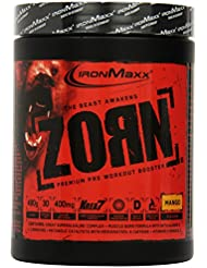 Ironmaxx Zorn Powder Mango, 1er Pack (1 x 0.48 kg)