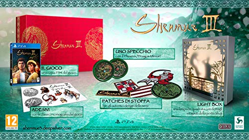 Shenmue III - Collector's Limited - PlayStation 4