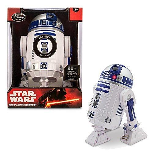 Ufficiale Disney di Star Wars Il Potere della Forza Risveglia 26 centimetri Parlare Interactive R2-D2 Figura Con La Luce & Suoni