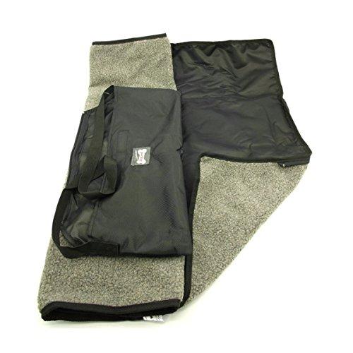 UEETEK Gatto cane impermeabile pieghevole stuoia coperta riscaldante per cani e gatti 100 * 70CM