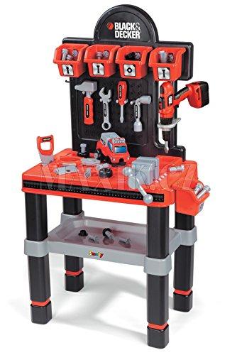 Preisvergleich Produktbild Smoby 500263 - Black + Decker Werkbank-Center
