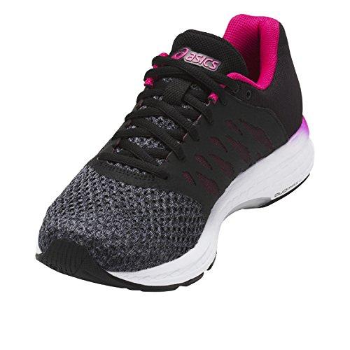 Asics Damen Gel-Exalt 4 Laufschuhe Mehrfarbig (Carbon/silver/cosmo Pink)