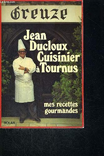 Greuze : Jean Ducloux, Cuisinier  Tournus
