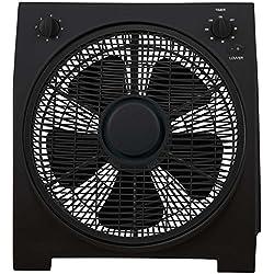 ARDES AR5B30 Ventilateur box, Noir