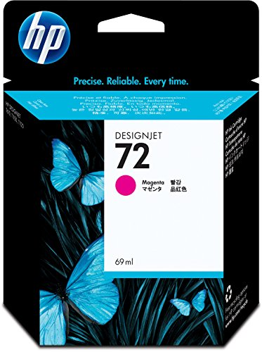 HP 72 Cartouche d'encre d'origine Photo Magenta Vivera 69 ml