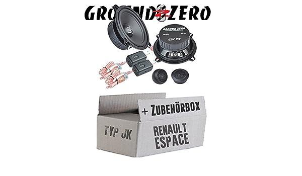 Ground Zero GZIC 13X Kompo 13cm Lautsprecher System