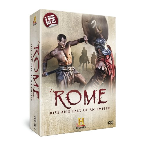 Rome: The Rise and Fall of an Empire (3 DVDs)