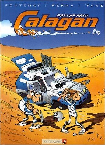 Calagan : rallye raid de Pat Perna (22 novembre 2000) Album
