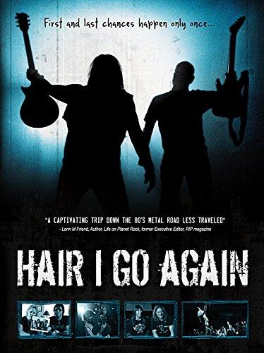 Hair I Go Again [OV]