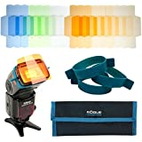 Geles para flash Rogue: Colour Correction Filter Kit