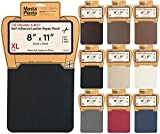 MastaPlasta Self-Adhesive Leather Repair Patch. New XL 28cmx20cm. Choose colour. First-aid for...